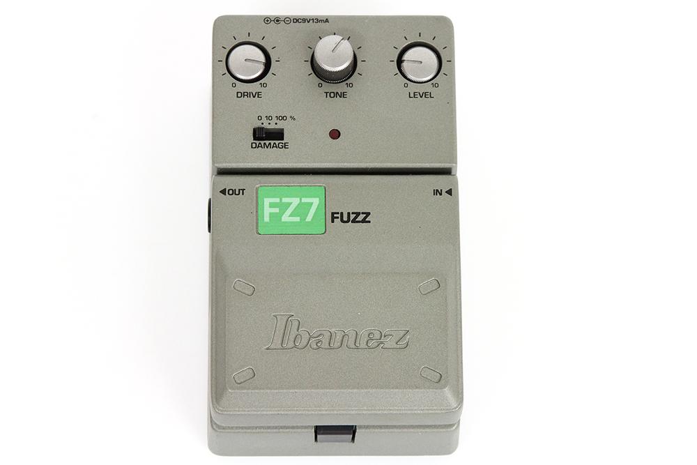 FZ7 FUZZ ファズ エフェクター