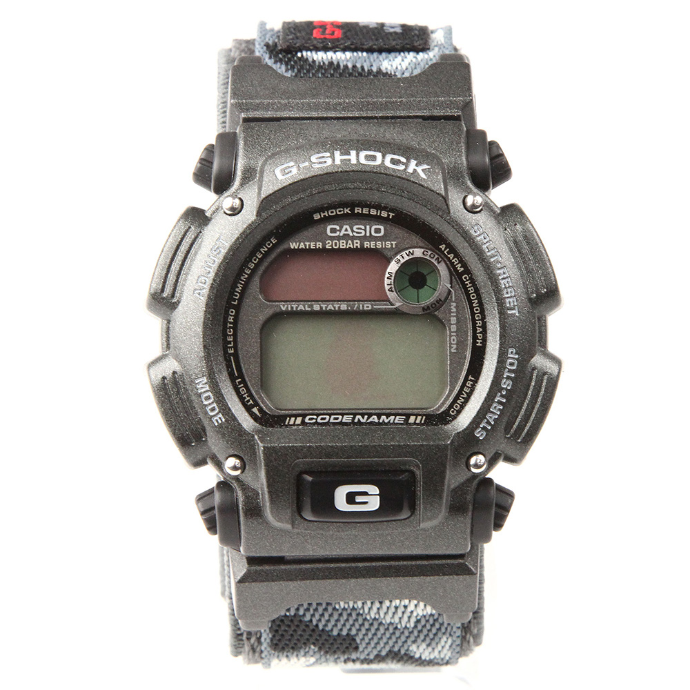 G-SHOCK DW-8800MM-1T CODE NAME CIPHER マサイマラモデル