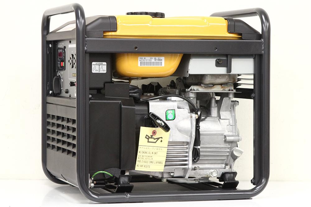 インバーター発電機 SGi25