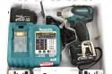 14.4V 充電式インパクトドライバ TD131DRFX 青