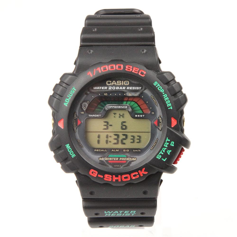 G-SHOCK DW-6000E-1 X'mas PREMIUM デジタル仕様