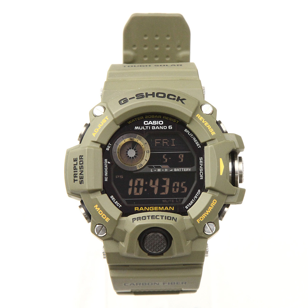 G-SHOCK GW-9400J-3JF レンジマン マスターオブG