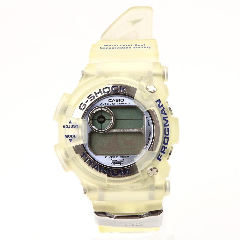 G-SHOCK フロッグマン DW-9900WC-2T W.C.C.S. オフィシャルモデル