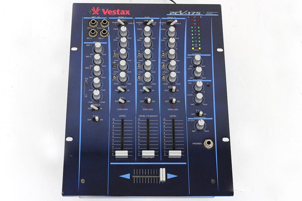 DJミキサー PCV-175