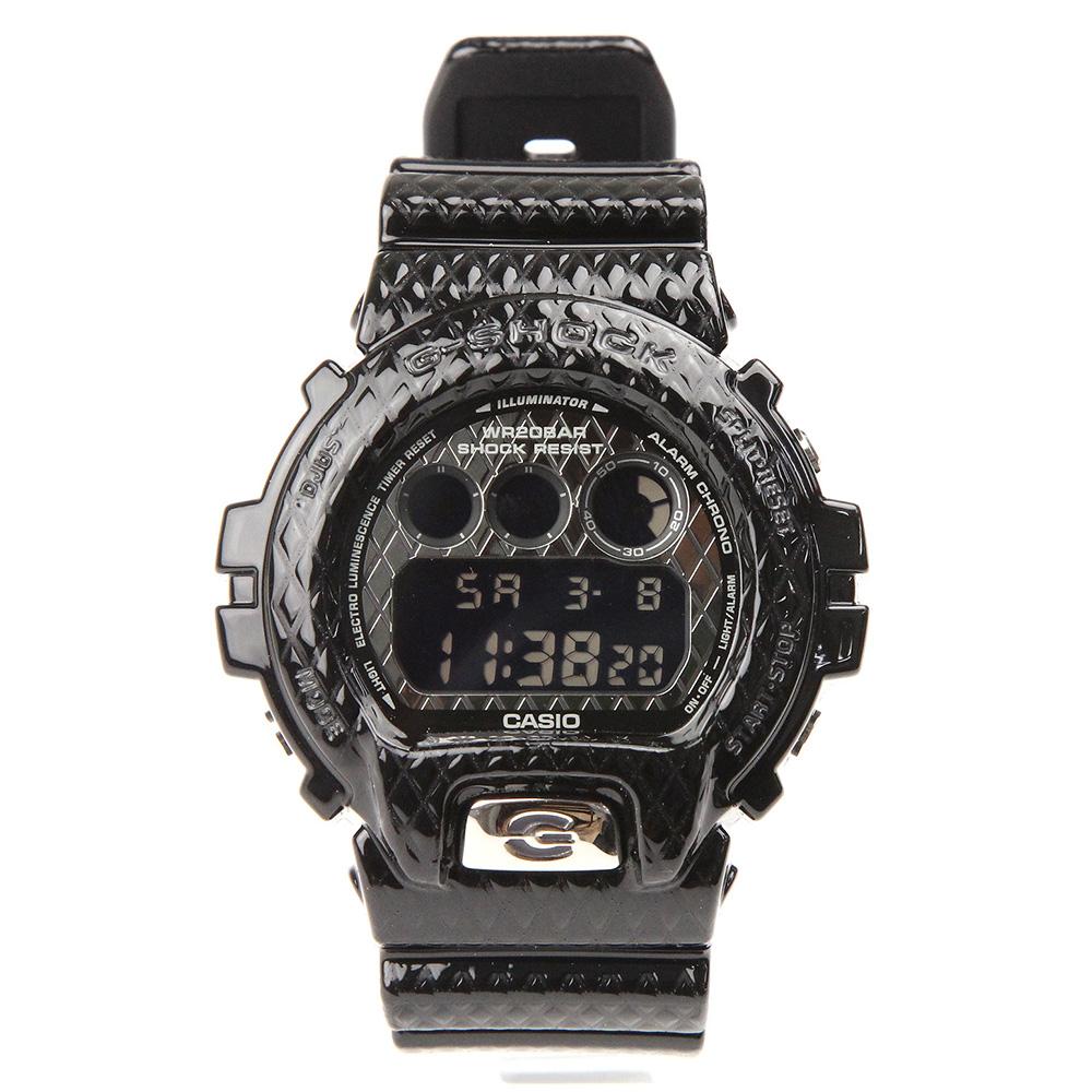 G-SHOCK ジオメトリック DW-6900DS-1JF ブラック デジタル仕様