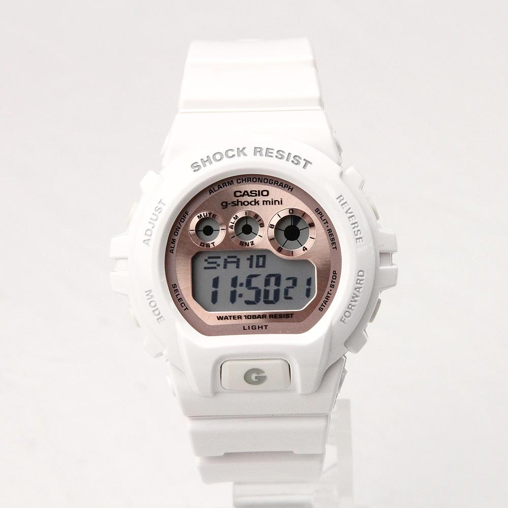 g-shock mini GMN-691-7BJF デジタル ホワイト