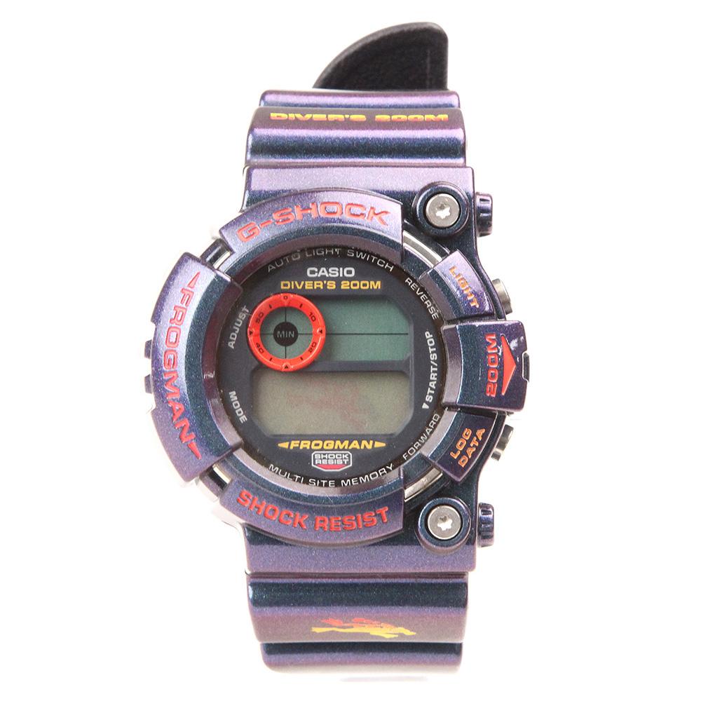 G-SHOCK フロッグマン GW-201-6JF 毒蛙