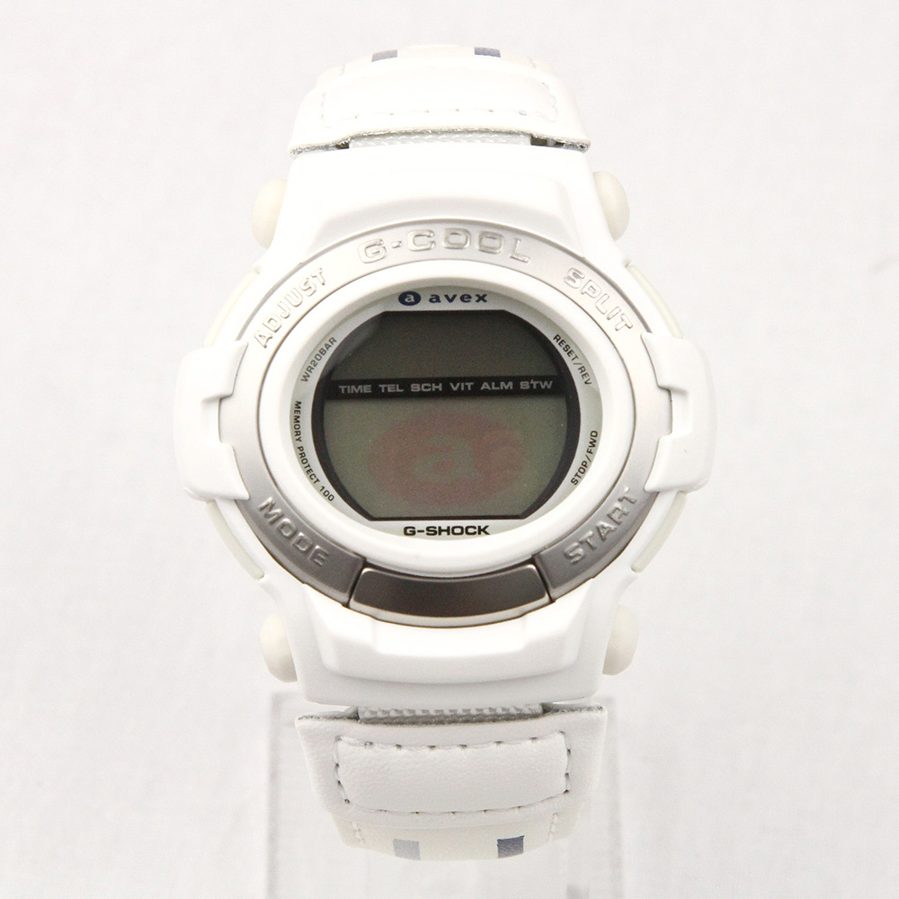 avex 10th アニバーサリー記念時計 完全限定品