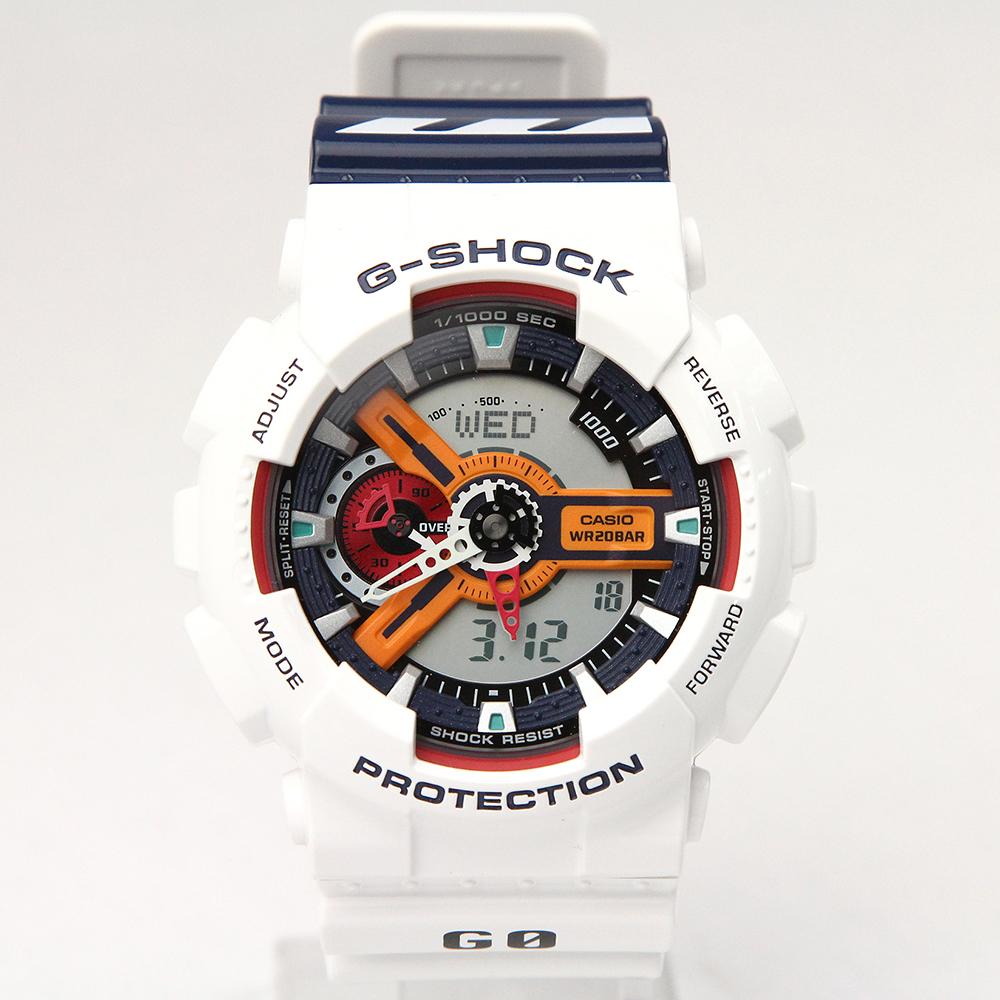 G-SHOCK GA-110PS-7AJR エヴァンゲリオン 綾波レイ プラグスーツモデル