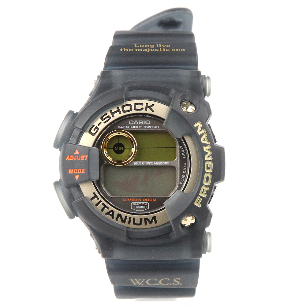 G-SHOCK フロッグマン DW-9902GWC-8JR W.C.C.S. 2000年 オフィシャルモデル