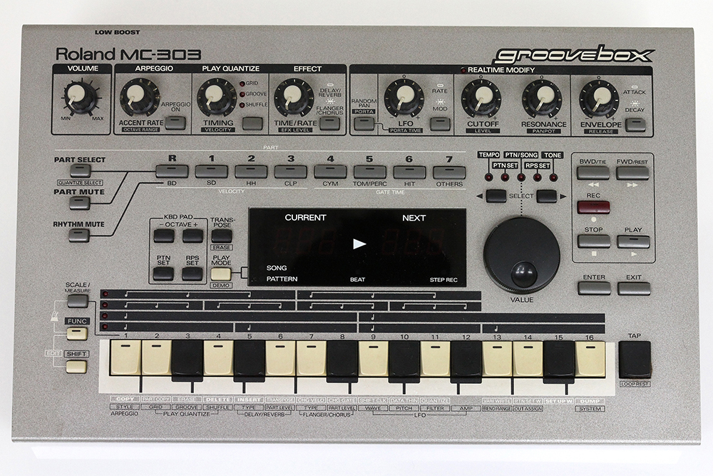 MC-303 groovebox