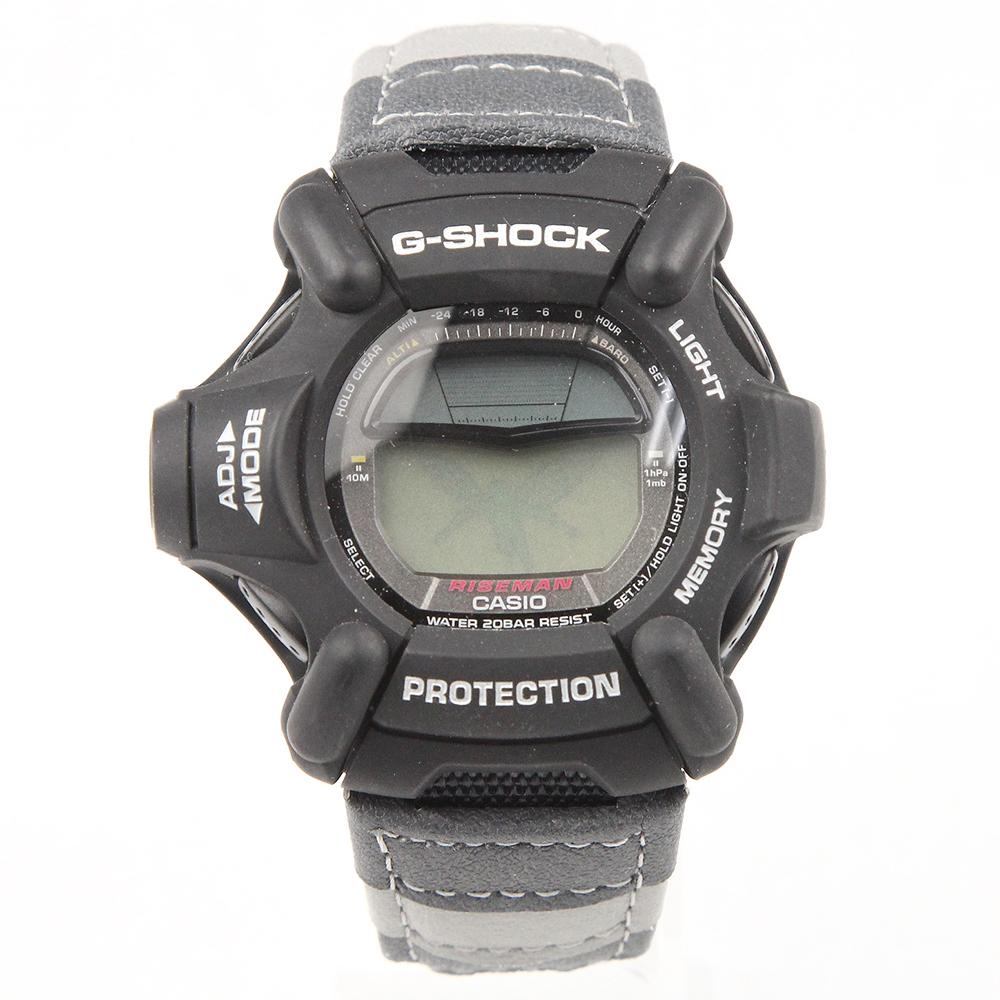 G-SHOCK ライズマン DW-9100ZJ-1T メン・イン・ブラック