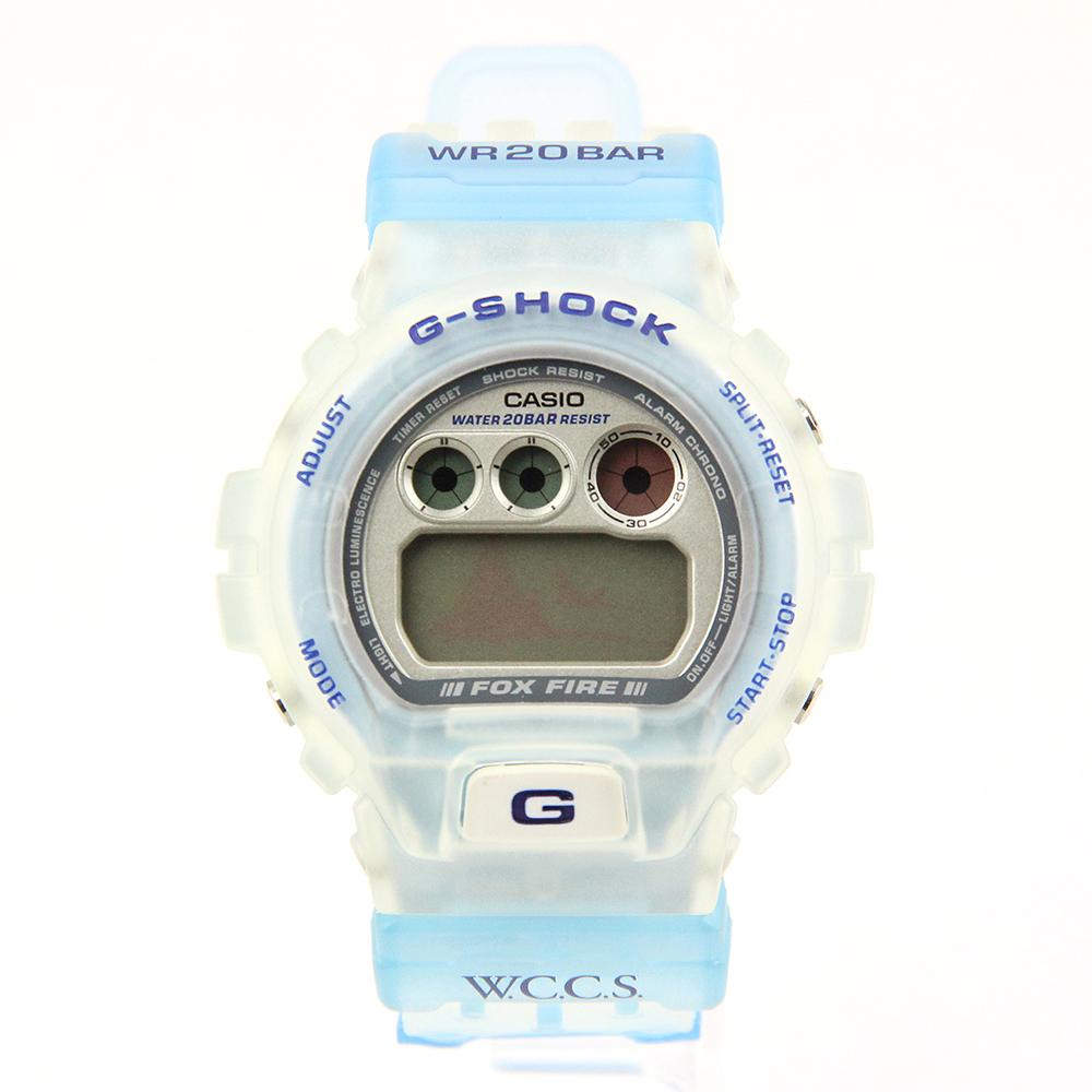 G-SHOCK DW-6900WC-2AT W.C.C.S. オフィシャルモデル