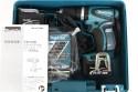 14.4V 充電式震動ドライバドリル HP440DRFX 3.0Ah 電池2個・ケース付き