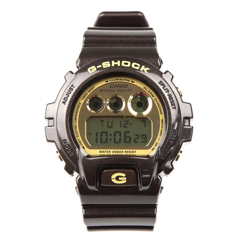 G-SHOCK DW-6900BR-5DR ガリッシュゴールド デジタル 海外モデル