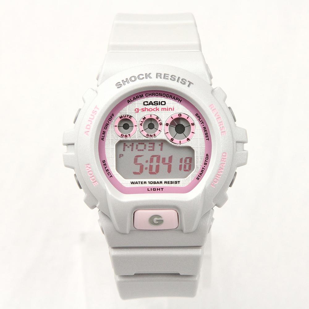 g-shock mini GMN-692-8JR デジタル ライトグレイピンク