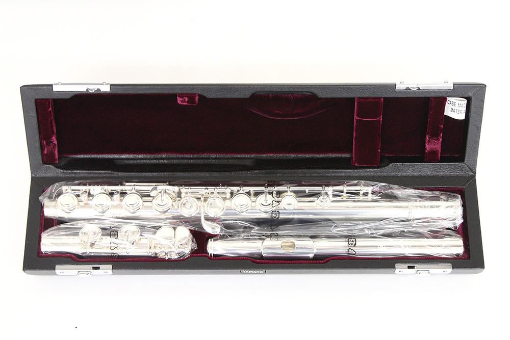フルート YFL-617 Eメカ付 総銀製