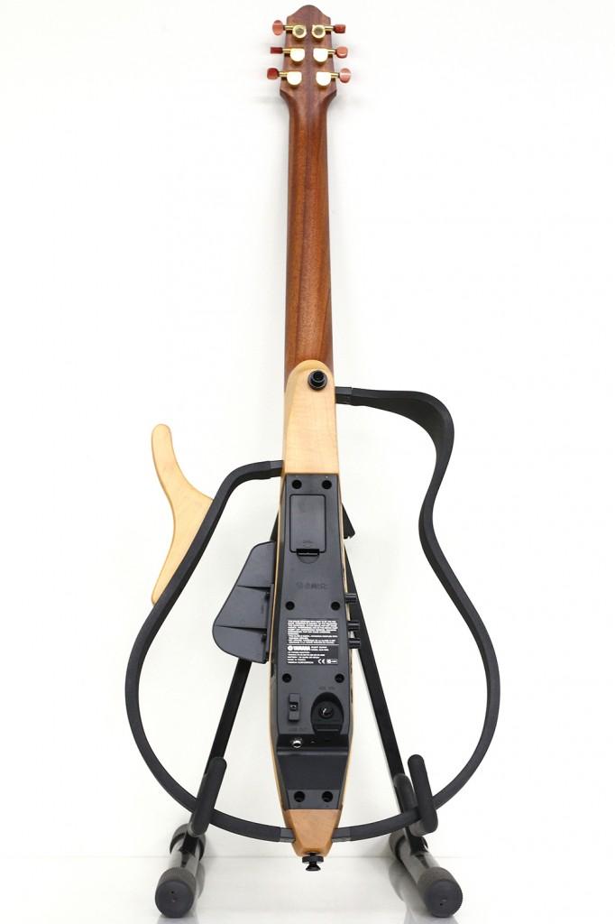 サイレントギター SLG100S ケース付き