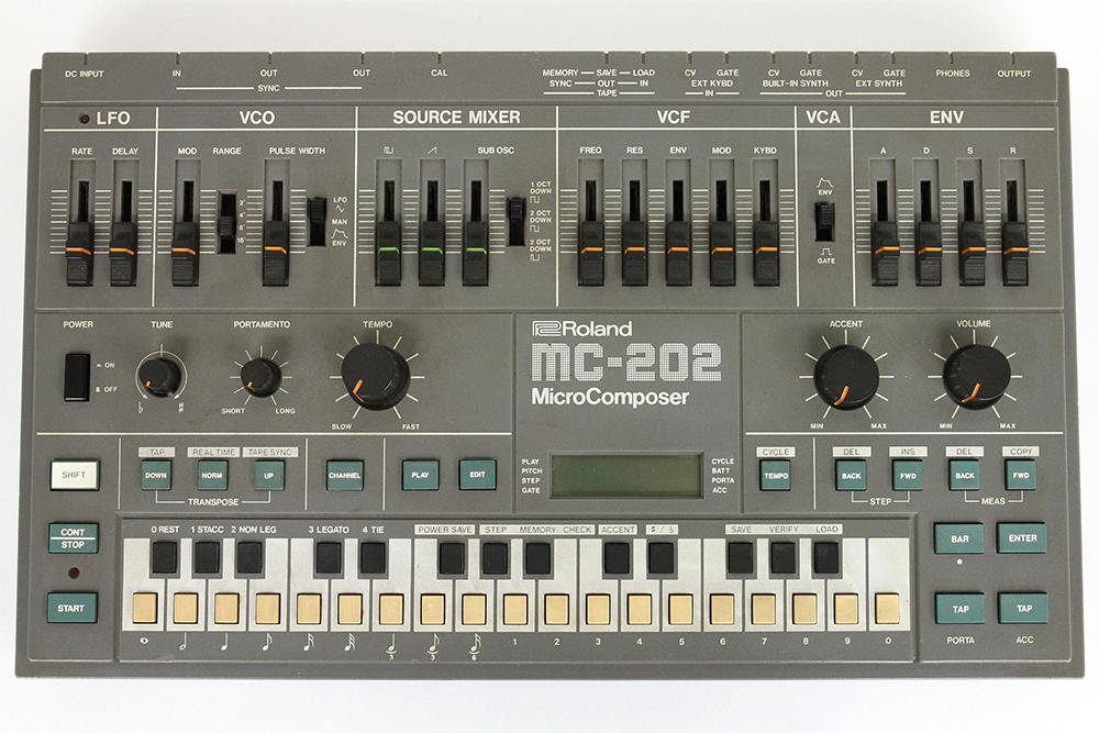 MC-202 Micro Composer