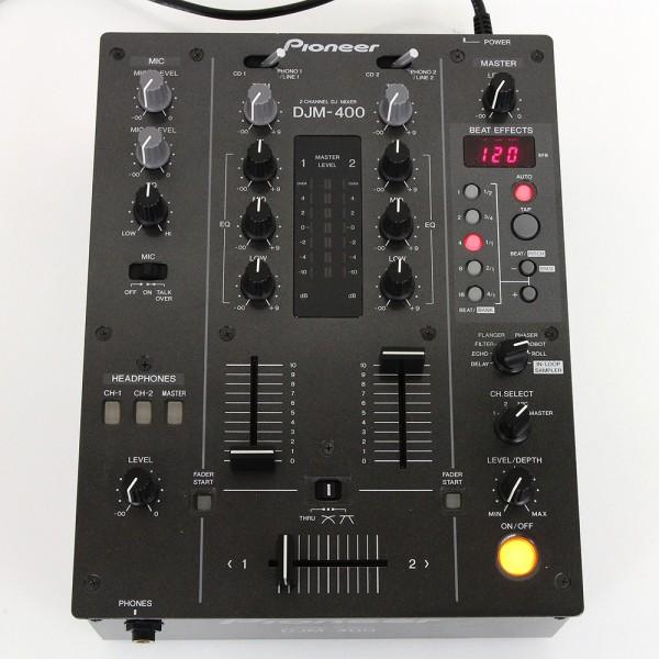 DJミキサー DJM-400