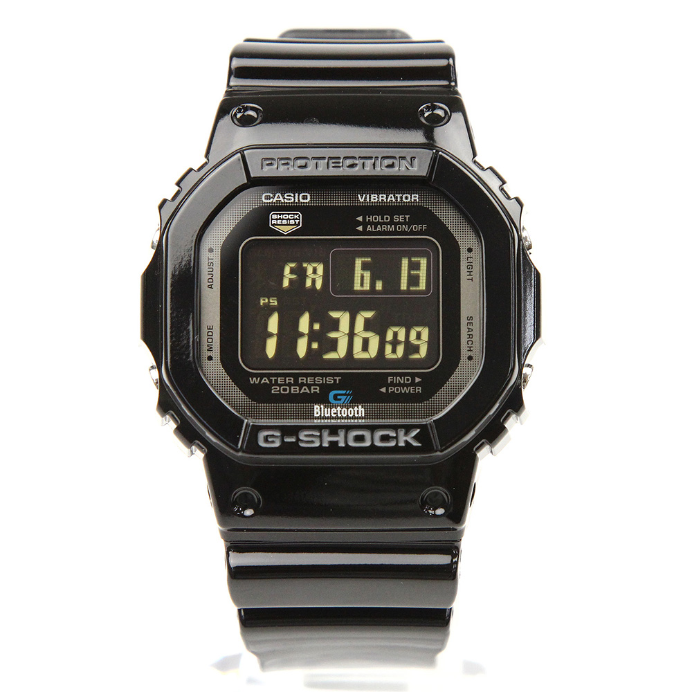 G-SHOCK GB-5600AA-1AJF Bluetooth対応