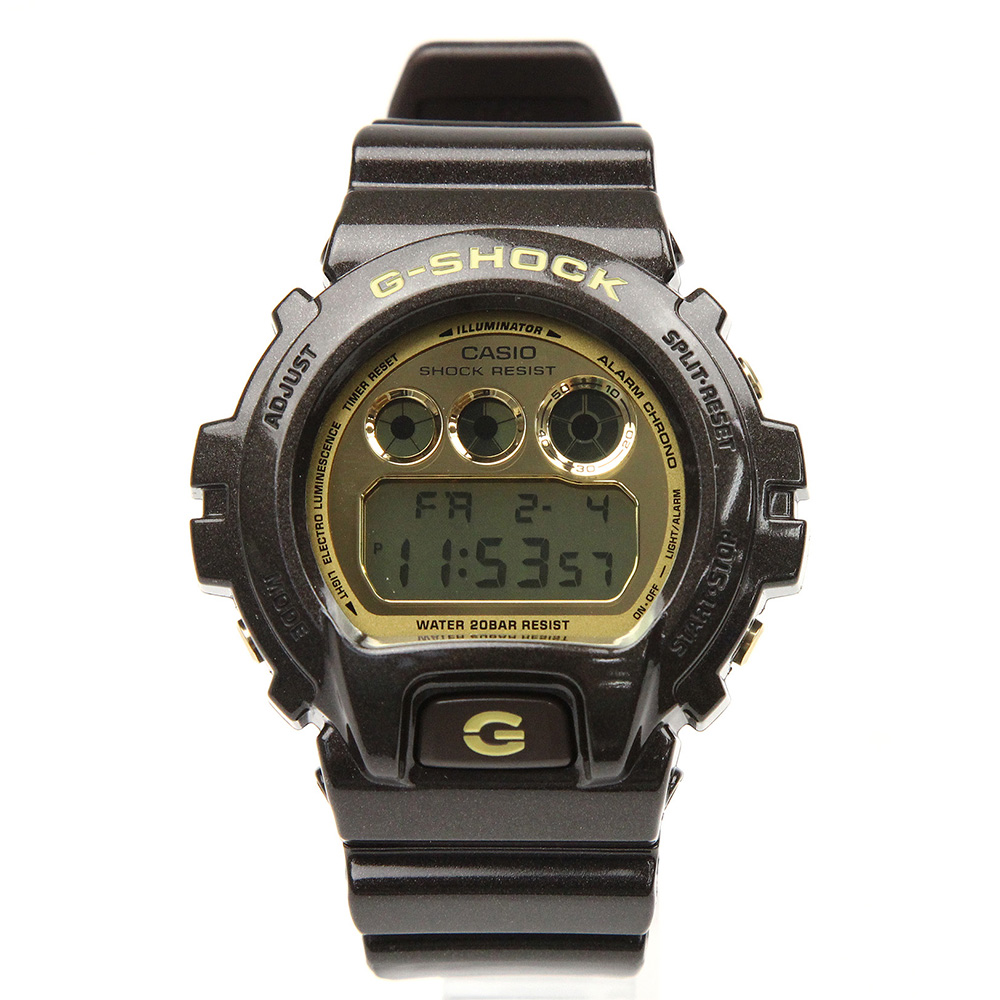 G-SHOCK DW-6900BR-5CR 海外モデル