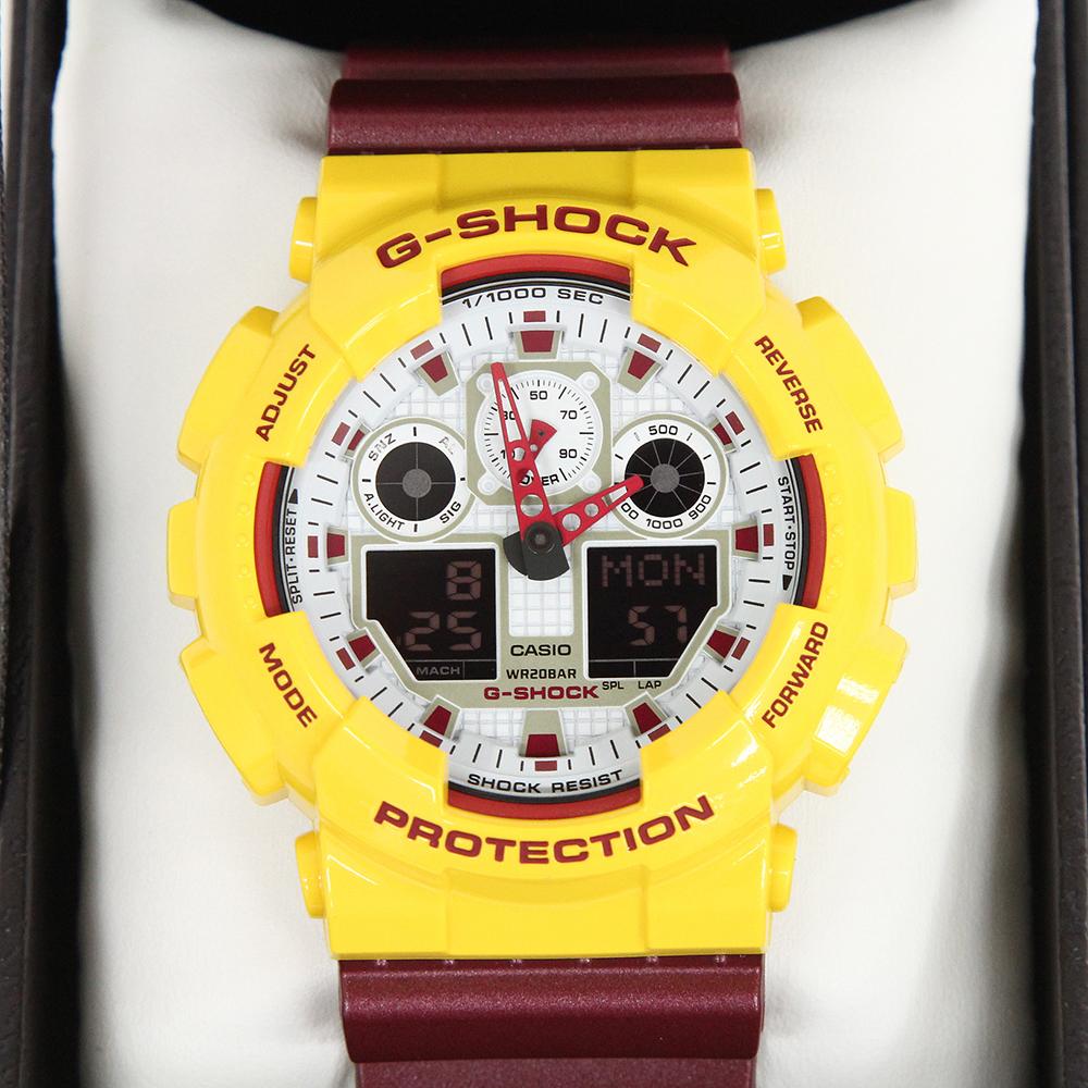 G-SHOCK GA-100CS-9AJF Crazy Colors
