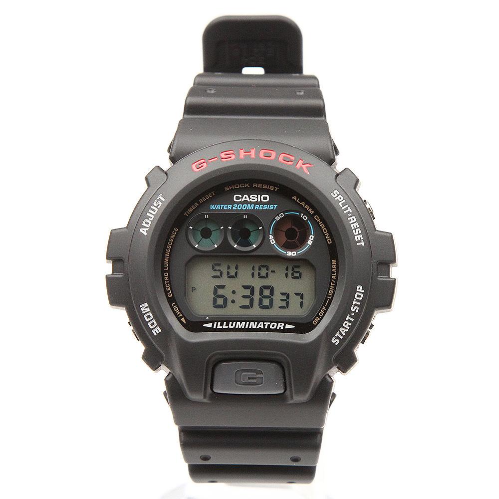 G-SHOCK DW-6900-1VDR ブラック 海外モデル