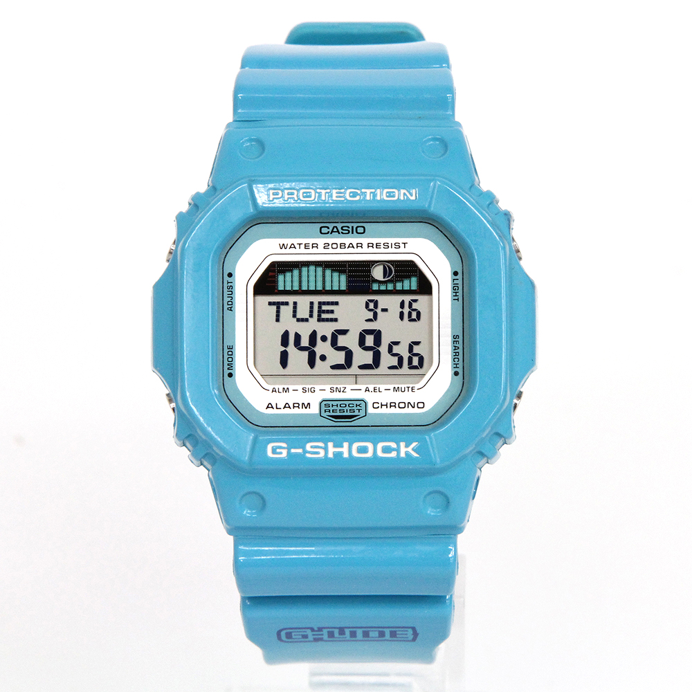 G-SHOCK G-LIDE GLX-5600A-2DR 海外モデル