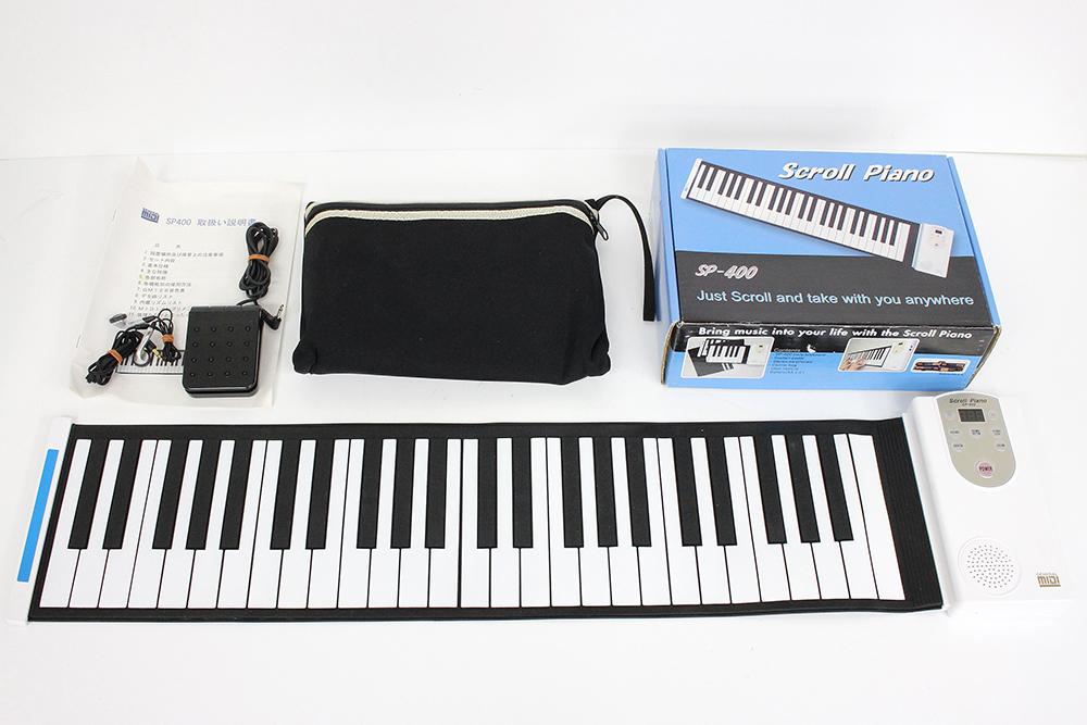 スクロールピアノ SP400
