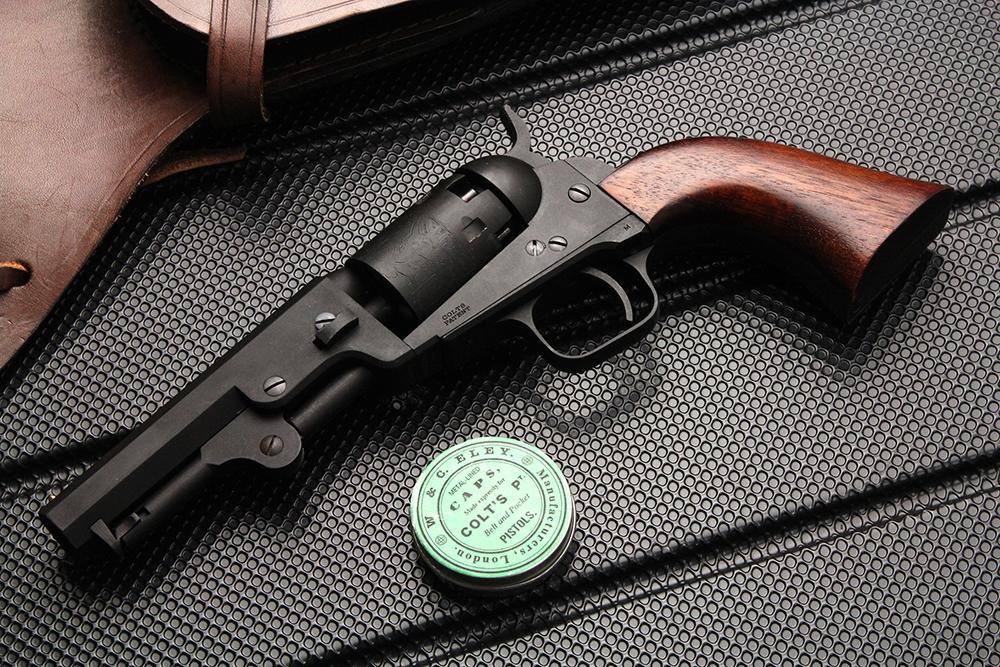 Colt M1849 ポケット 4インチ HW