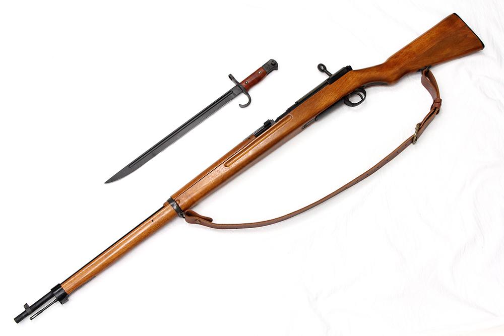 三八式歩兵銃 エアコッキングガン