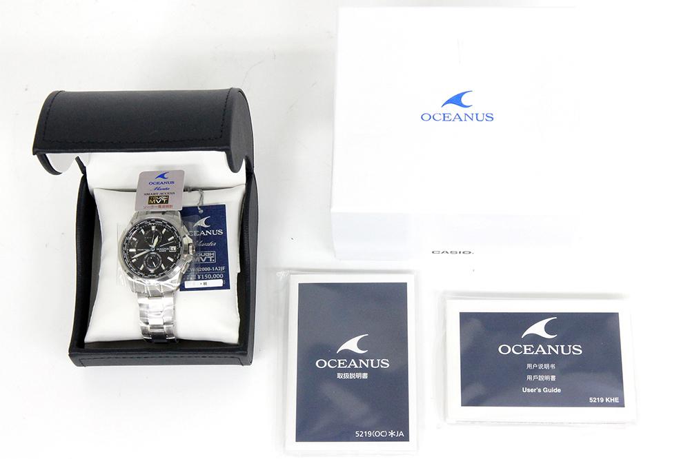 オシアナス マンタ OCW-S2000-1A2JF