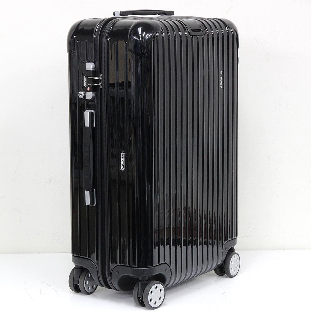 サルサデラックス SALSA DELUXE 870.63 (6402) 63L ブラック 4輪 マルチホイール TSAロック付
