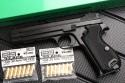 SIG P210 MGCリバイバルモデル HW ブラック モデルガン