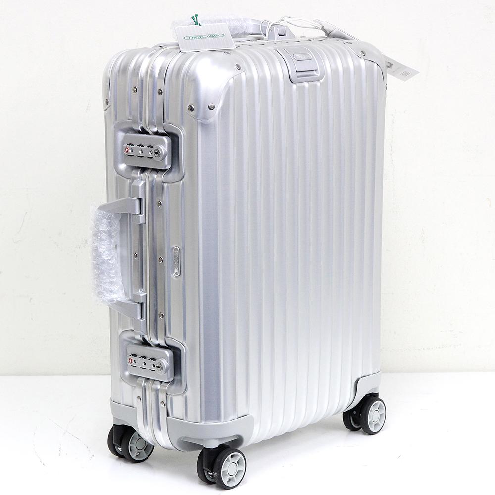 トパーズ TOPAZ 32L 920.52.00.4 (93252) シルバー 4輪 マルチホイール TSAロック付