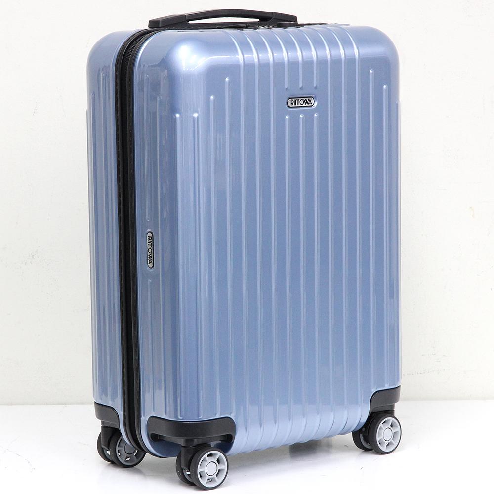 サルサエアー SALSA AIR 34L 820.52.78.4 (87852) アイスブルー 4輪 マルチホイール TSAロック付