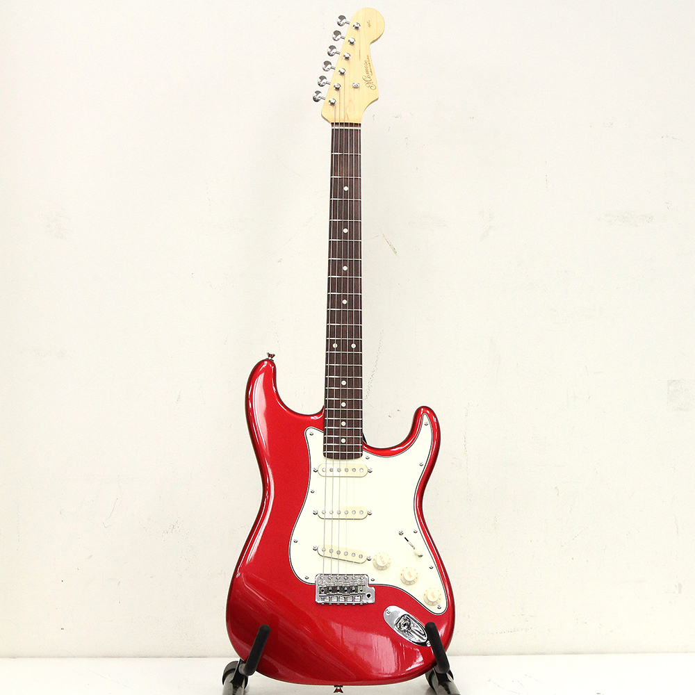 MST1-STD NJ CandyAppleRed Stratocaster