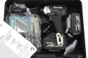 18V 充電式インパクトドライバ TD147DRMXB 黒 4.0Ah