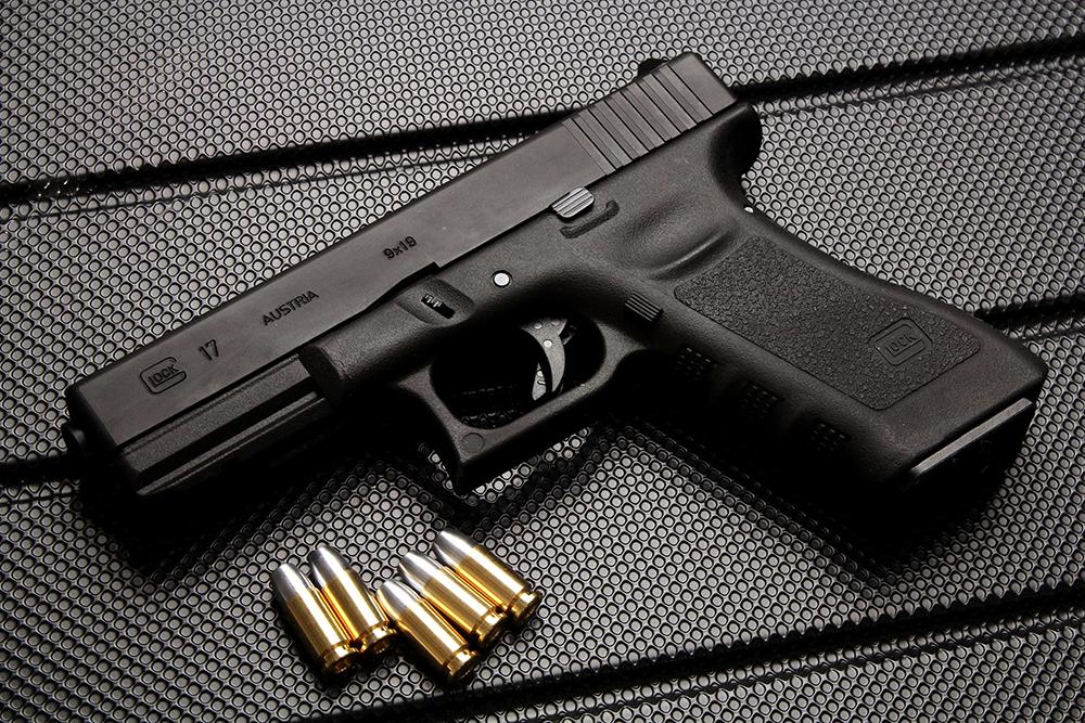 Glock 17 3rdジェネレーション HW Evolution