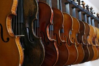 楽器のメンテナンス バイオリンのお手入れ方法
