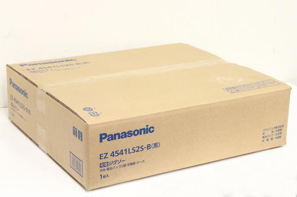 パナソニック 充電ジグソー EZ4541LS2S-B