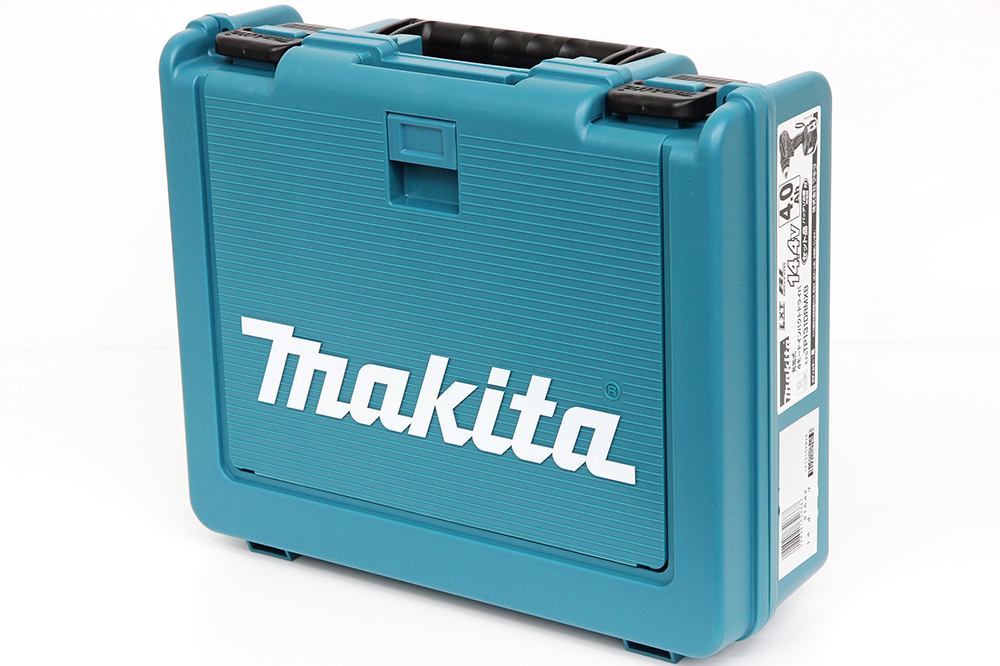 マキタ 14.4V 充電式4モードインパクトドライバ TP131DRMXB 黒 4.0Ah