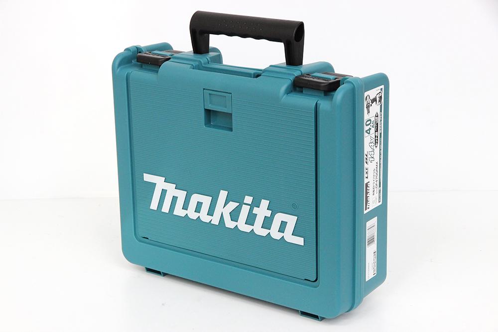 マキタ 14.4V 充電式ドライバドリル DF470DRMX 青 4.0Ah