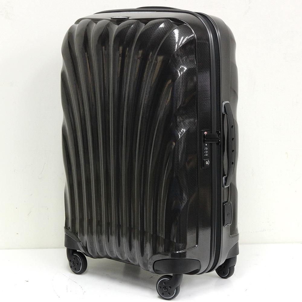 コスモライト スピナー 69cm ブラック 68L V22 09106 4輪 TSAロック付き