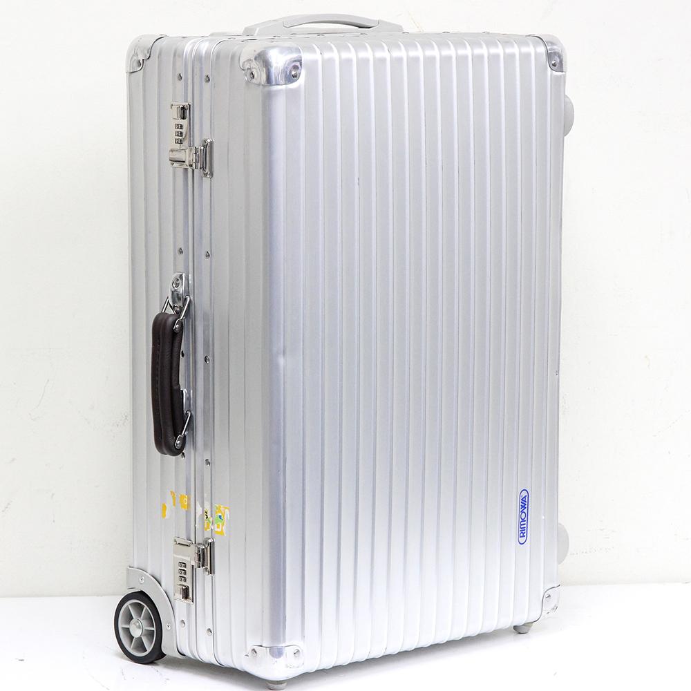 クラシックフライト Classic Flight 63L シルバー 976.63 2輪 スーツケース