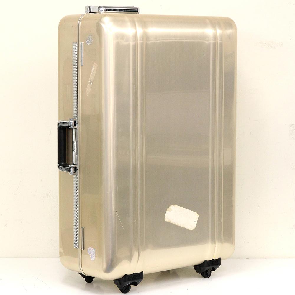 スーツケース 4S-PGW ポリッシュゴールド 4輪