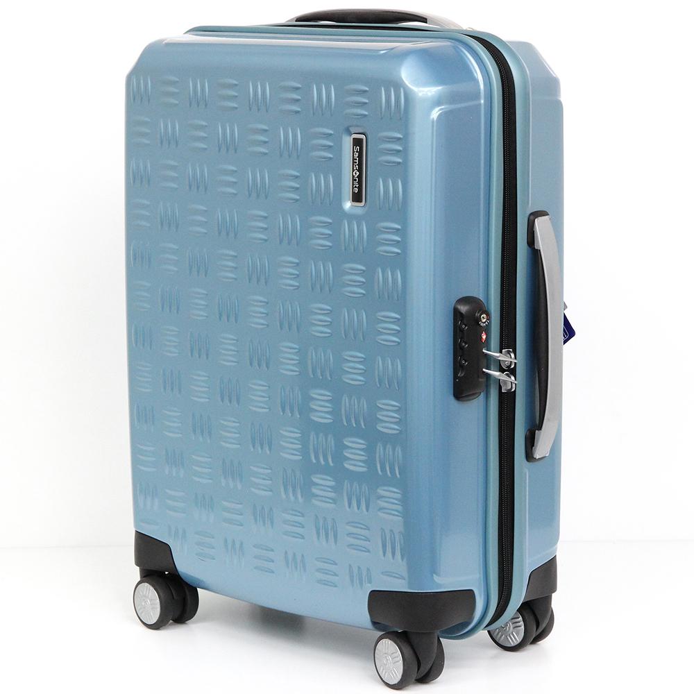 アルボックス Alu-Box スピナー 55cm アイスブルー 33L 45U 31003 4輪 機内持込可 TSAロック付き