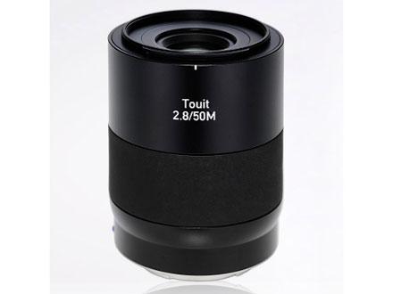 Carl Zeiss Touit 2.8/50M / 50mm F2.8 Makro