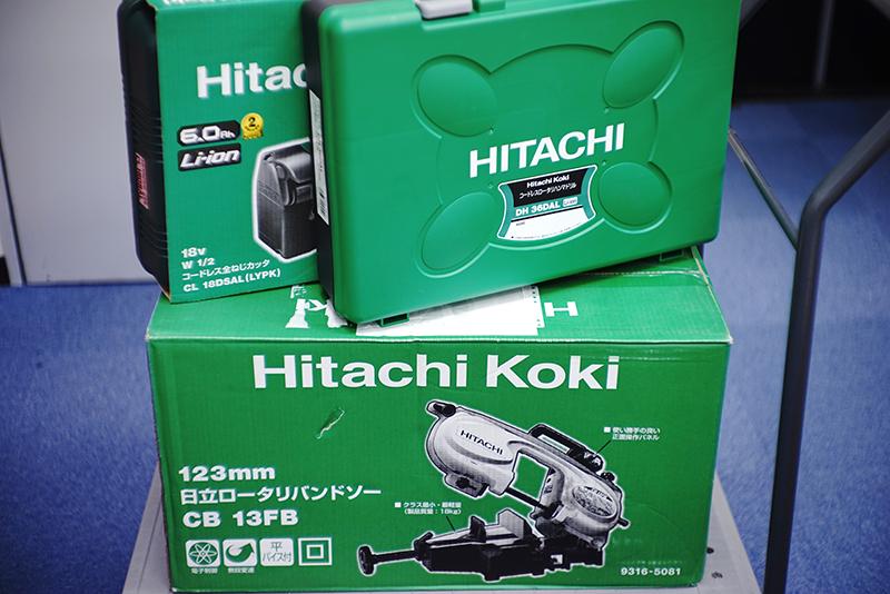 HITACHI Koki  CL18DSAL DH36DAL CB13FB